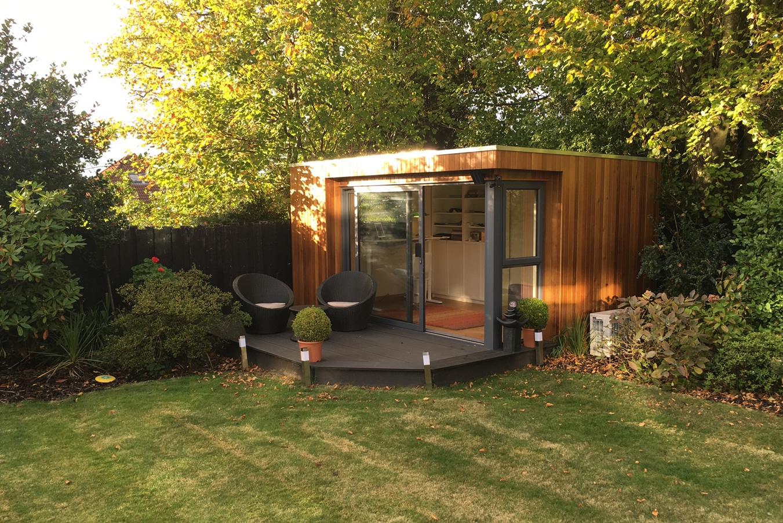home office in the garden. Garden Office NI Home Office In The Garden T