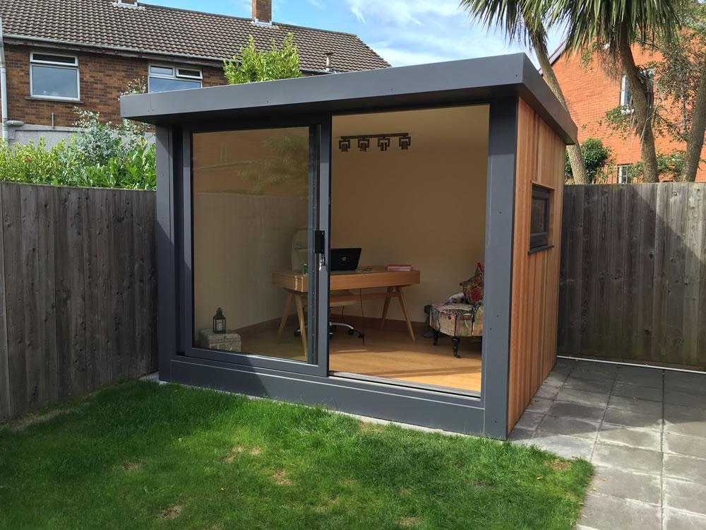 garden room designs prices garden rooms ni. Black Bedroom Furniture Sets. Home Design Ideas